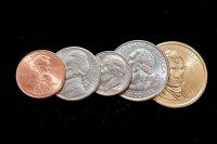 aerykańskie monety