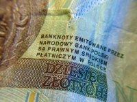 banknot polski