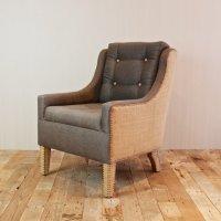 tapicerka na fotelu